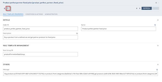 , SAP Hybris Commerce Promotion Engine, Acorel