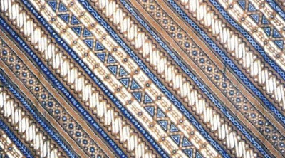 Batik Motif Lereng
