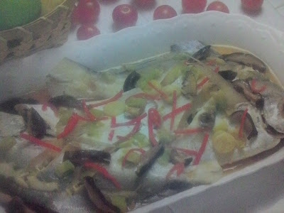 Aneka Resep Masakan Tim Ikan Praktis dan Mudah