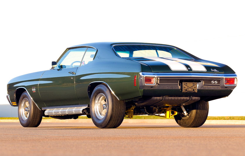 PHASE III 454 CHEVELLE: MAXIMUM MOTION MUSCLE!