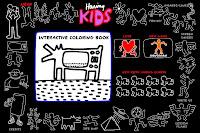 Haring Kids homepage