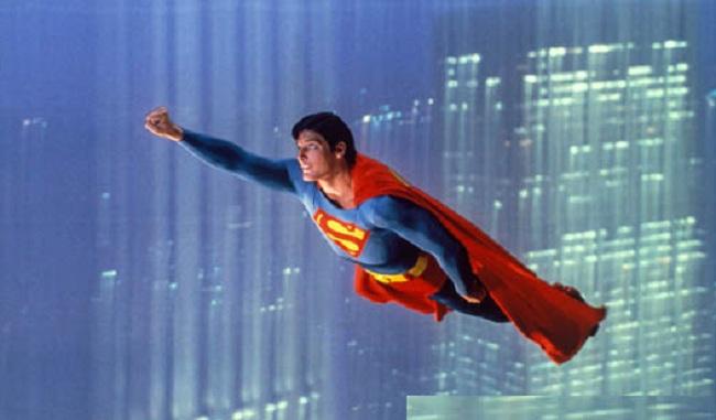 Christopher Reeve fue el Hombre de Acero en cuatro films / WEB
