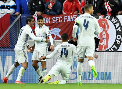 SuperCup Real Madrid - Sevilla FC