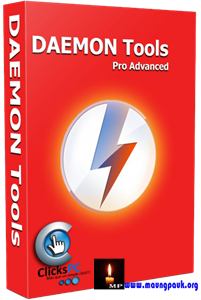 Daemon Tools Pro 7.1.0.0596 Full Version For Windows PC