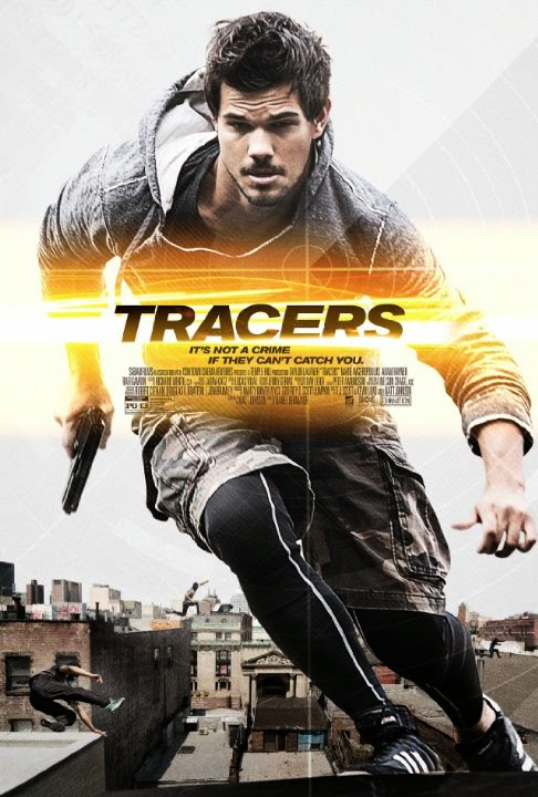 Watch Movie Tracers (2015)