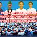 KABESMA STIE Nobel Sambut Peserta Rapimda KNPI Kota Makassar.