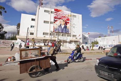 """تونس تحيي ذكرى """"ثورة الياسمين"""" بمزيج من الإحباط والأمل"""
