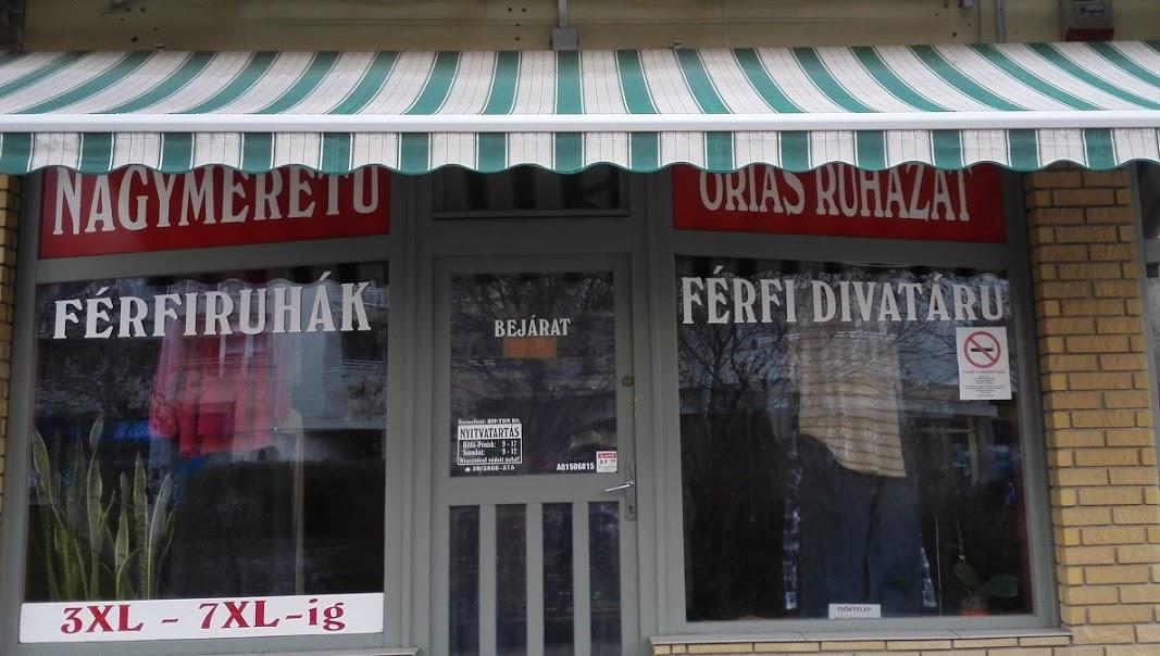 Üzletünk kényelmesen elérhető Kecskemét belvárosában ad468b1172