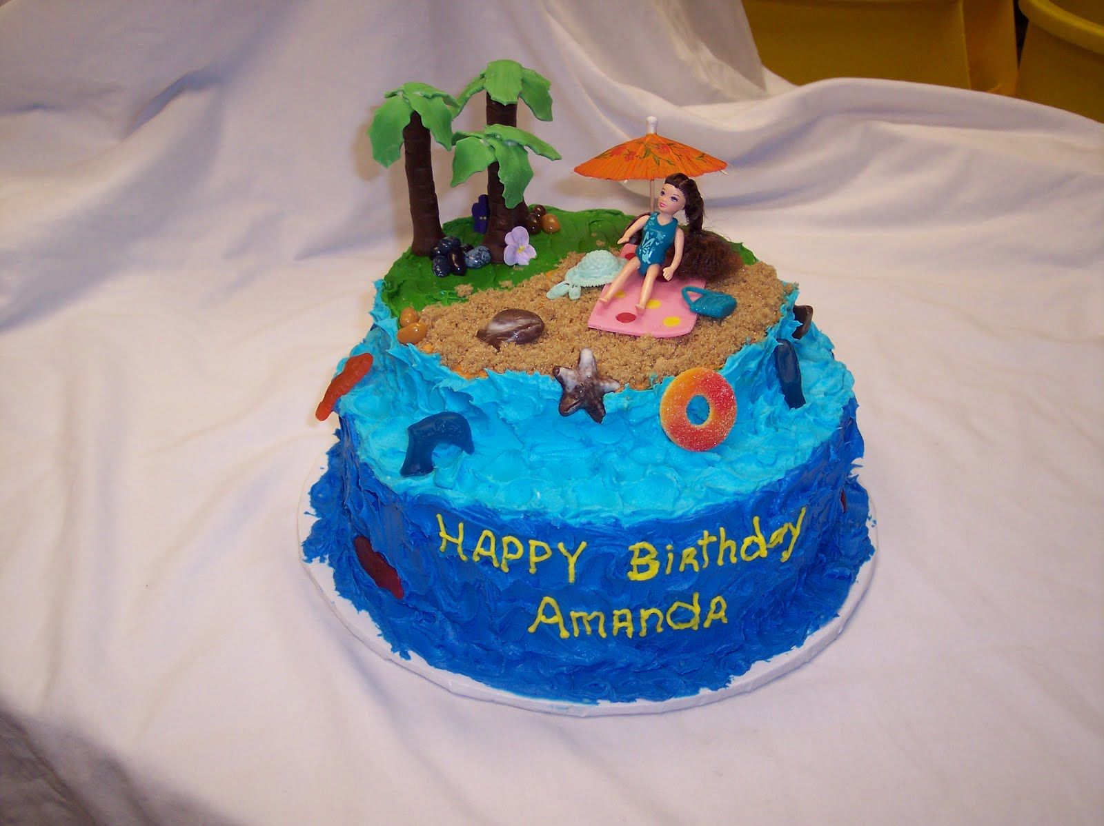 Cakes by Lynne: Birthday Cakes - adult female