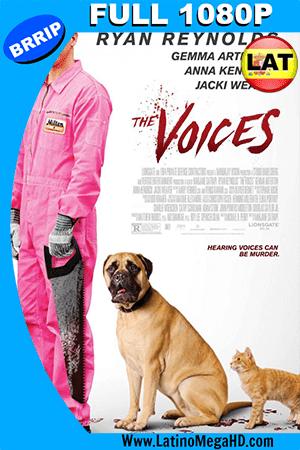 Las Voces (2014) Latino Full HD 1080P ()
