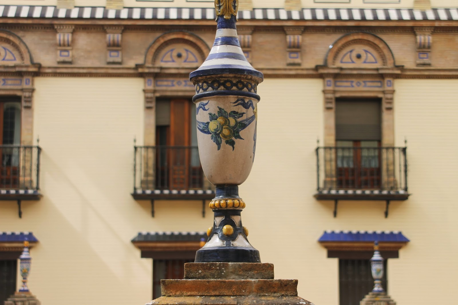 SEVILLE, SPAIN PHOTO DIARY - PART 1