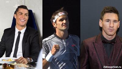 Самые богатые спортсмены мира - топ 10 форбс за 2016-2017