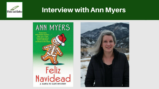 Interview with Ann Myers
