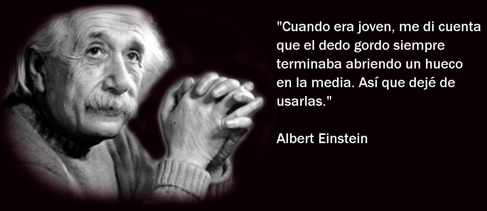 Odisea Virtual Frase Célebre De Albert Einstein