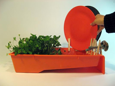 Creative Dish Drainers and Modern Dish Racks (15) 12