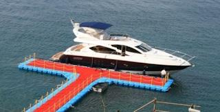 h untuk mengantisipasi air pasang surut maritim Kabar Terbaru- DERMAGA APUNG