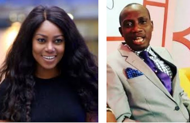 Yvonne Nelson has given birth to a 'stupid child' - Counselor Lutterodt [Video]