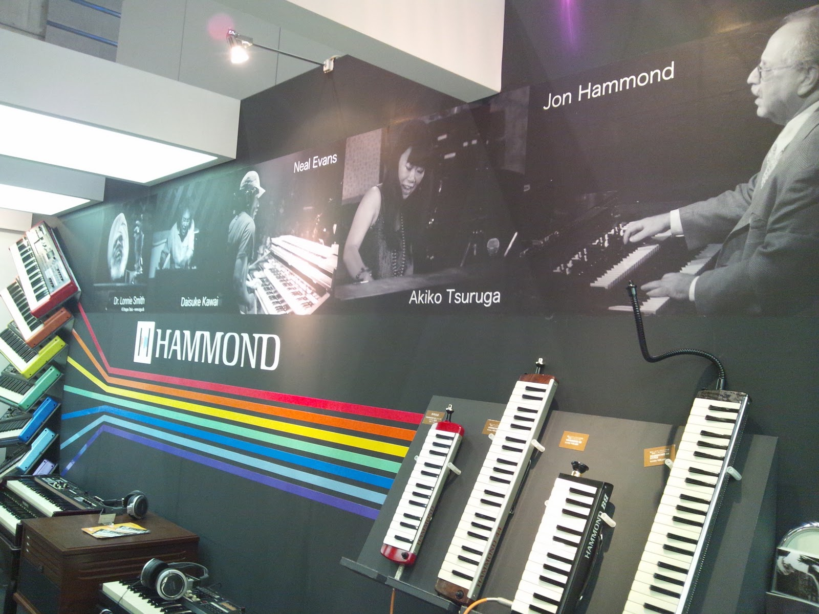 Breaking News from Japan Musical Instruments Trade Fair