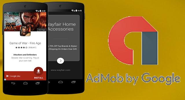 زيادة أرباح إعلانات تطبيقاتك - Google AdMob