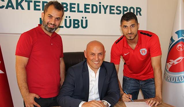 Süper lig oyuncusu Sancaktepe Belediyespor a transfer oldu