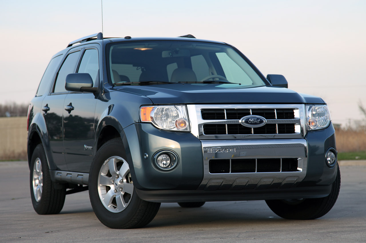 Ford Suv Models >> Ford Escape | Auto Car | Best Car News and Reviews