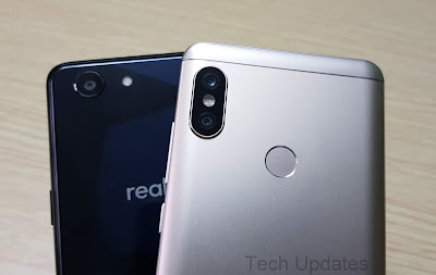 Realme 1 vs Xiaomi Redmi Note 5 Pro Camera Comparison