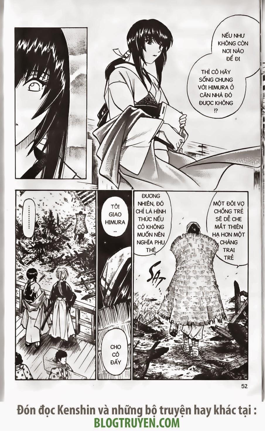 Rurouni Kenshin chap 170 trang 13