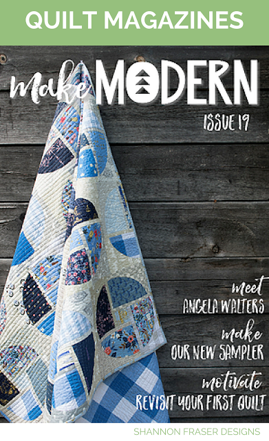 Quilt Magazines | Ultimate gift guide for the modern quilter in your life | Books, Gift Cards, Tools & Notions are just some of the categories covered in these Christmas gift ideas