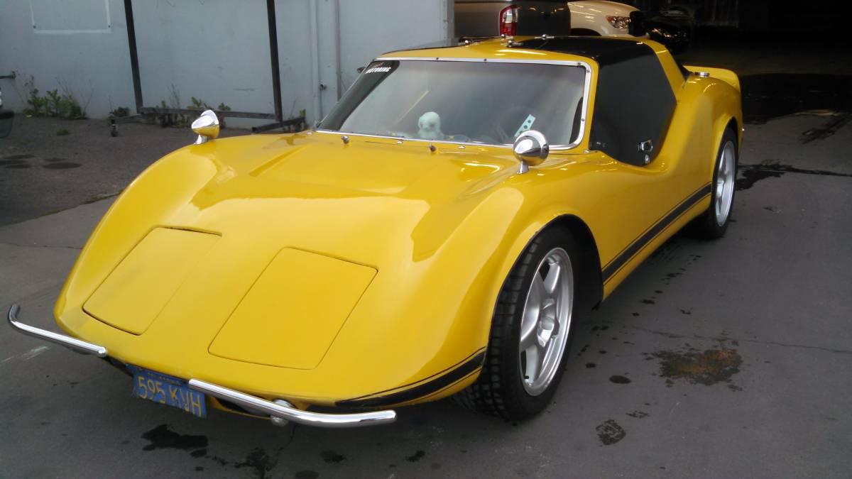 Daily Turismo: Cheap Kit: 1974 Bradley GT