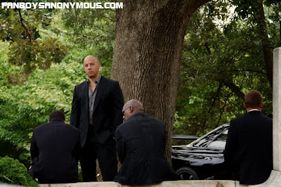 Fast & Furious funeral scene leaked after car crash death of actor Paul Walker