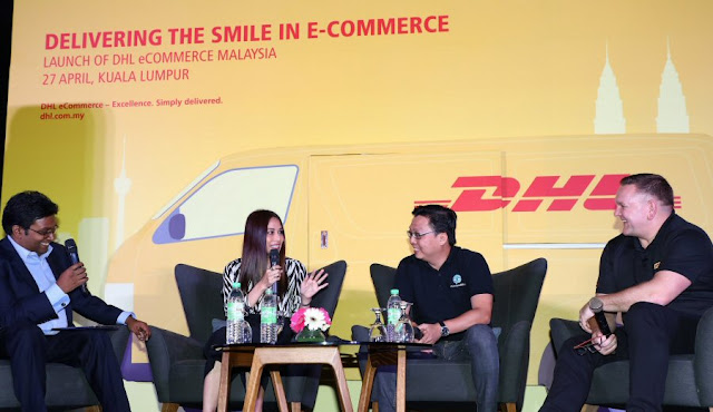 DHL eCommerce Panel Discussion