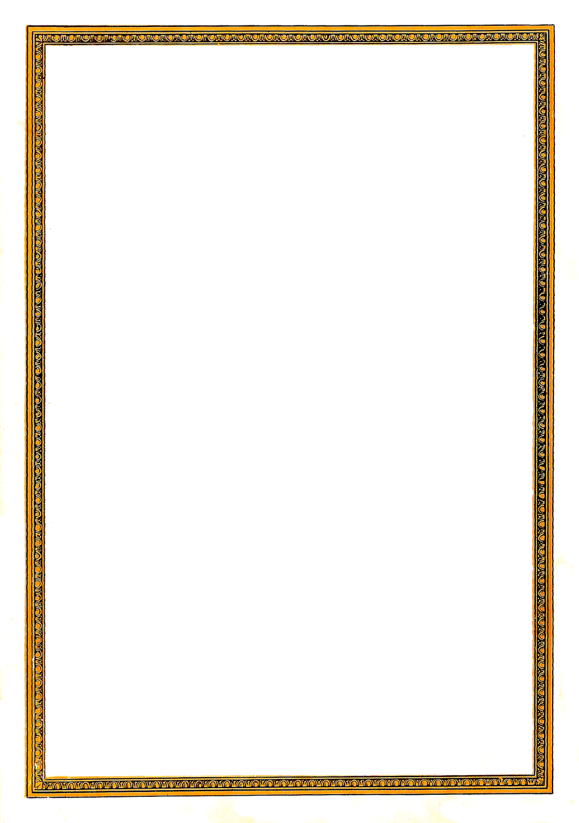 decorative clipart frames - photo #10