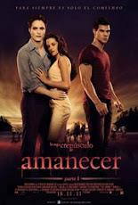 pelicula  La Saga Crepúsculo: Amanecer . Parte 1 (2011)