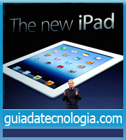 Capa The new iPad