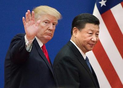 Trump e Xi Jinping