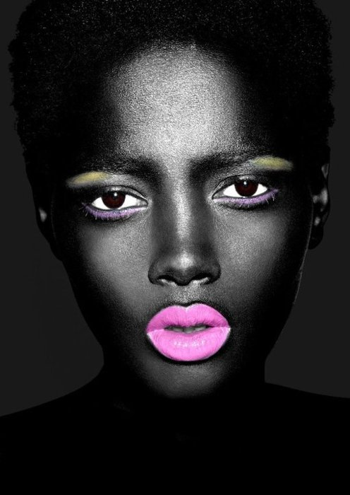 Black Girls Killing It: MUGA(Make Up Guru Africa