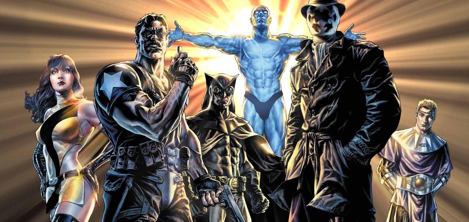 HBO Green-lit Watchmen Pilot Episode.