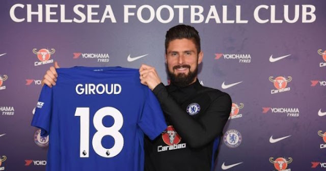 'Olivier is an Arsenal man': Arsene Wenger claims Giroud didn't want to leave Gunners for Chelsea