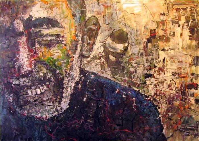 Российский художник. Константин Алтунин