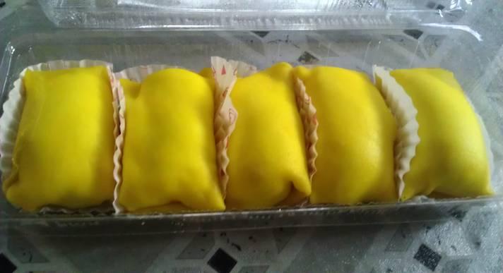 Durian Crepe - Serius Teramat Sedap!