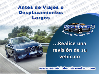 Mantenimiento Automóvil Volvo