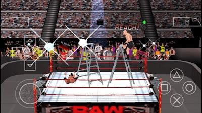 WWE 2K18 PSP PPSSPP ISO+CSO