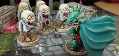 Super Dungeon Explore Dragonblade vs Stilt Town Zombies