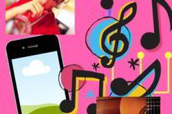 4 aplikasi musik yang menampilkan lirik lagu di android.