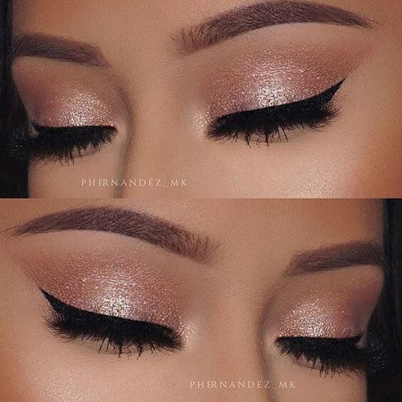 Luxury Makeup - Let's Create In 5 Steps This Perfect Winged Eyeliner Tutorial Look
