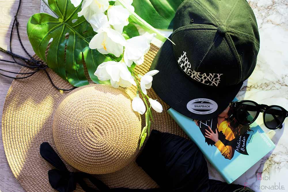 Sonnenschutz fürs Haar Tipp 2 Hüte und Kappen