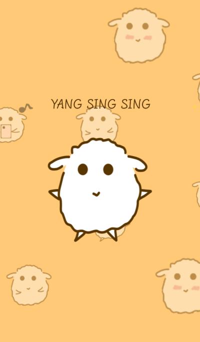 YANG SING SING - KE MAO sheep