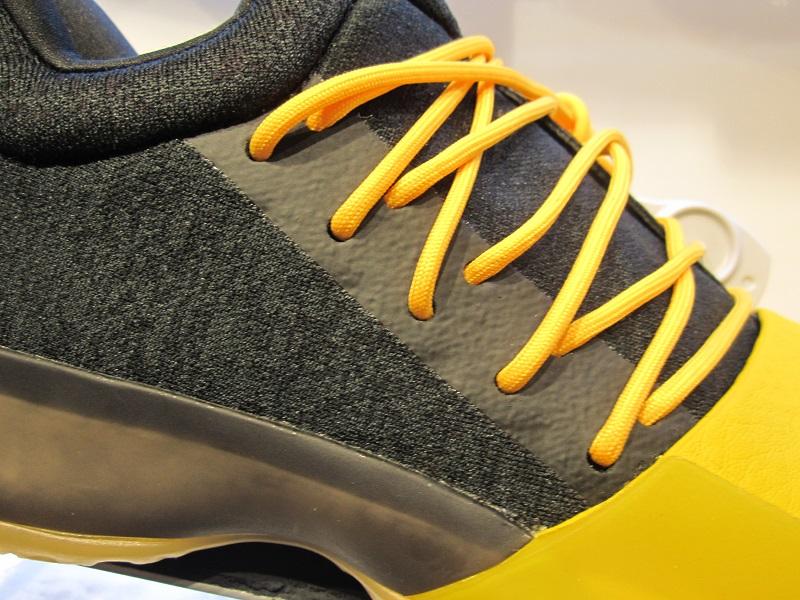 new product e31c6 f1823 adidas Harden Vol 1 Sun Devils