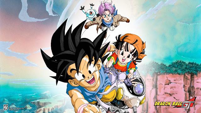 Dragon Ball GT (64/64) (100MB) (HDL) (Latino) (Mega)