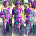 Long Gown Styles for Ankara 2018 :Check It Out